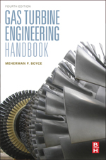 The Gas Turbine Engineering Handbook, Fourth Edition